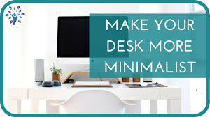 organize your office space. 5 MINIMALIST HACKS TO DECLUTTER YOUR OFFICE SPACE | Organize Your Desk Office Space