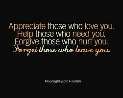 Forgive And Forget Quotes Custom Wisdom Quotes Appreciate Help Forgive And Forget Quotes