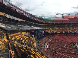 Fedex Field Club Level Seating Chart Fedex Field Club Level Seats Field Wallpaper Hd 2018