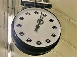roundel clocks and where to find