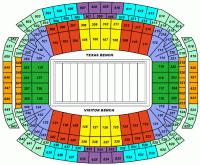 Nrg Rodeo Seating Chart Texans Parking Chart Nrg Stadium Seating Chart Football