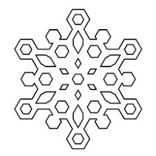 Small Picture Top 20 Snowflake Coloring Pages For Your Little Ones