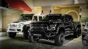 mercedes 6x6. Unique 6x6 The 370000 Hennessey Truck Is Larger Than A Mercedes 6x6 Inside M