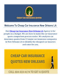 car insurance in new orleans by car insurance new orleans la issuu