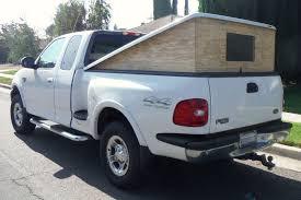 Truck Bed Camper Shell Tents | Camper | Truck bed camper, Truck ...