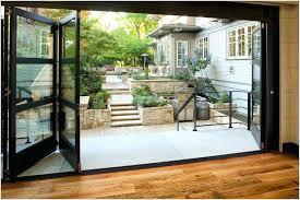 exterior accordion doors. Exterior Accordion Doors Door Home Design Idea Intended For Patio Plan 8 E