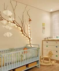 quarto de beb detalhes em galhos baby room lighting ideas