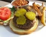 authentic cajun hamburgers