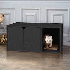 meow town mdf litter box. The Litter Box From Way Basics Is Made ZBoard, Which In Turn Created Recycled Paper. It Doesn\u0027t Have Formaldehyde And Off-gassing Meow Town Mdf