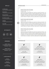 Modern Resume Template Oddbits Studio Free Download 103 Best Cv_portfolio Images Creative Cv Template Creative Resume