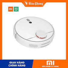 Mã ELHADEC giảm 6% tối đa 1 triệu] Robot hút bụi thông minh Xiaomi Vacuum  Sweeping robot cleaner 1S model SDJQR03RR