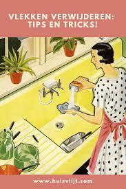 Vlekken Verwijderen Met Natuurlijke Middelen Huisvlijt