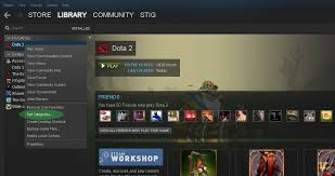 latest steam client update lets you hide your games
