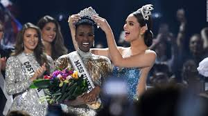 Miss Universe 2018 Crown Design Miss South Africa Crowned 2019 Miss Universe