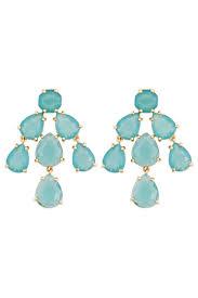 aqua kate chandelier earrings by kate spade new york accessories