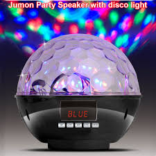 Best Stereo Stage Disco Light Wireless Portable Bluetooth