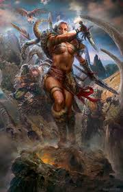 amazon warrior art.  Art Amazon By PabloFernandezArtwrk With Warrior Art