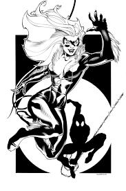 Kleurplaat Black Panther Free Printable Pink Panther Coloring Pages