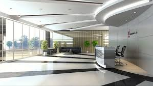 lobby office. Detailed Lobby Office Scene 3d Model I