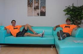 How a free couch turned into a growing business College pals turn