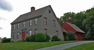 saltbox house plans. Primitive Boston Saltbox House Plans