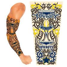 Cowboys Kids Tattoo Sleeve