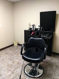 in house hair salon