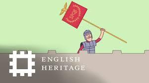 Why Was Hadrian's <b>Wall</b> Built? | <b>Animated</b> History - YouTube