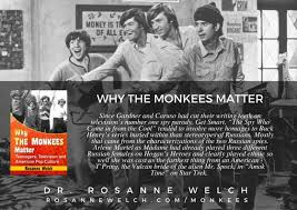 """Quote Spy Awesome Quotes From """"Why The Monkees Matter"""" By Dr Rosanne Welch 48 In A"""