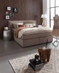 Das Fröhliche M Saarlouis Räume Schlafzimmer Boxspringbett Mit