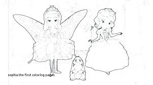 Sofia The First Mermaid Coloring Pages Hoofardus
