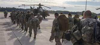 Image result for US Army Chief Sounds Alarm: Military at 'High Risk'