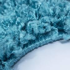 Shaggy Hochflor Teppich Carpet 3tlg Bettumrandung Läufer Set