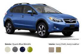 2018 subaru xv quartz blue. modren blue subaru xv crosstrek hybrid in quartz blue pearl to 2018 subaru xv quartz blue