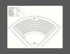 Seating Chart Whiting Auditorium 7 Best Auditoriums Images Auditorium Auditorium Plan