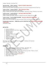 Gallery Of Sample Resume For Usajobs Resume Cv Cover Letter Cv