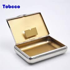 China Manufacture Smoke Shop Cigarette Boxes Tin Custom Tobacco Storage Case Metal Buy Tobacco Case Metal Tobacco Storage Case Cigarette Boxes