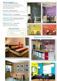 Nippon Paint Colour Chart Malaysia Make The Right Colour Choice With Nippon Paint Colour Scheme