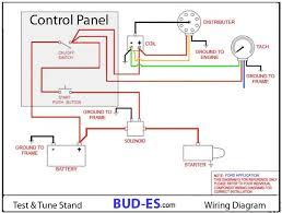sbc engine test stand wiring sbc image wiring diagram engine test run stand grumpys performance garage on sbc engine test stand wiring