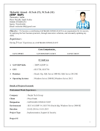 11 12 Erp Project Manager Resume 626reserve Com