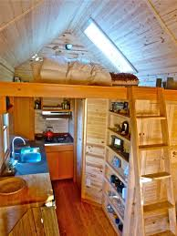 Pictures Of  Extreme Tiny Homes From HGTV Remodels HGTV - Tiny house on wheels interior