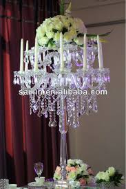 wonderful chandelier centerpiece gorgeous table top for wedding crystal supply lighted on alibaba com