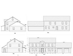 Projects   May Engineering  LLChouse Plans ELEVATION