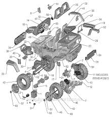 power wheels j4394 parts list and diagram ereplacementparts com
