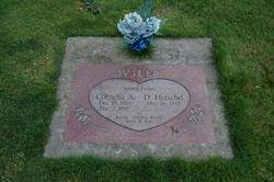 "Cornelia Anolas ""Connie"" Scheffer Wiley (1920-1997) - Find A Grave Memorial"