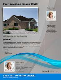 real estate flyer templates teamtractemplate s real estate flyer template webdesign14com qwds1twf