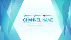 11 Free Youtube Banner Templates Free Sample Example Format Free