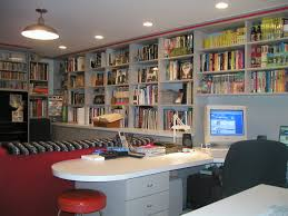 work home office 4 ways. film criticu0027s home office finished basement design and remodeling music books work 4 ways l