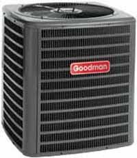 Heat Pump Gsz14 Up To 15 Seer And 9 0 Hspf Goodman