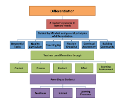 Special Education Process Flow Chart Texas Differentiation Flow Chart Learning Process